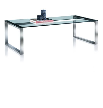 sofabord glas FRAME SOFABORD GLAS / COFFEE TABLE GLASS | HEINE DESIGN sofabord glas