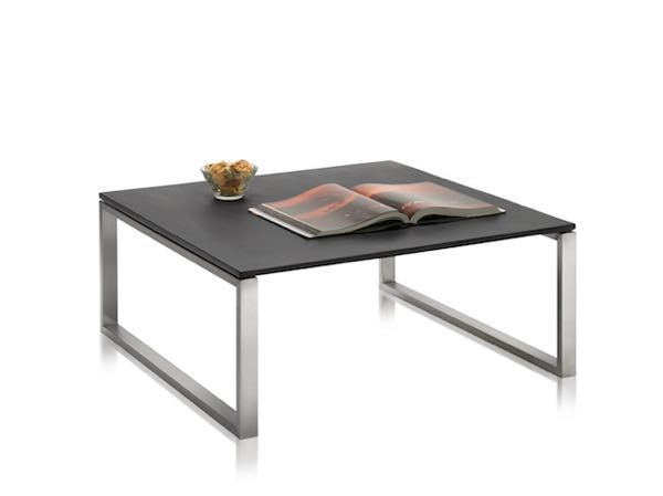 Frame sofabord coffee table 100 x100 x 43 eller or 70 for Coffee table 70 x 70